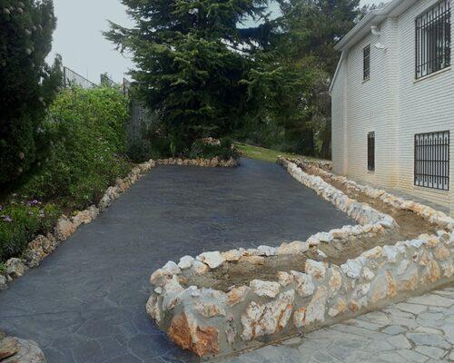 pavimento hormigon impreso albacete